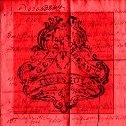 Art Classics Bright Stamp Red