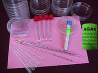 Bacteria Growth Science Kit