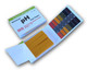 Universal pH paper booklet containing 80 strips, pH range 1-14