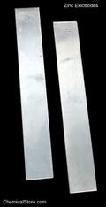 Zinc Electrode, Flat, one piece