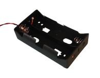 Plastic Battery Holder, 4D