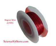 Magnet Wire, 27 AWG, 200 Feet