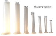 Graduated Measuring Cylinder, 500mL Polypropylene
