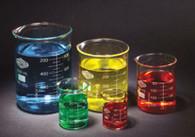 Glass Beaker Set (Set of 5)