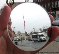 Mirror, Convex, D:75mm, FL:200