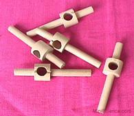 Wood Dowel Rotor (pack of 5)