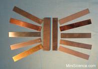 Metal Electrodes Set of 12