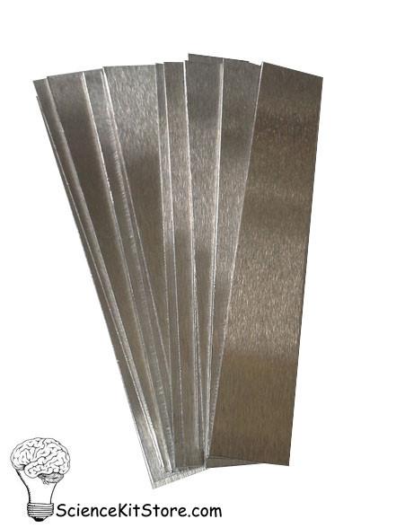 Magnesium Electrode Flat Sciencekitstore Com
