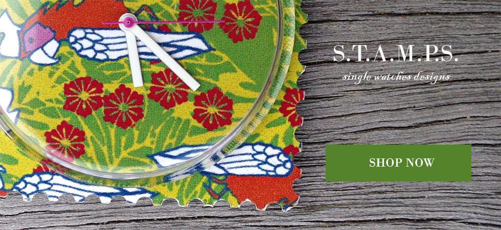 Single S.T.A.M.P.S. Watches Designs Shop Online Now