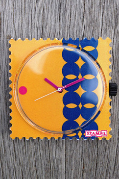 Groovy S.T.A.M.P.S. Single Watch