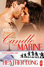 A Candle for a Marine (Always a Marine #8)