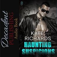 Haunting Suspicions Audiobook
