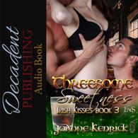 Threesome Sweetness Audiobook