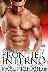Frontier Inferno (Calendar Men: April)