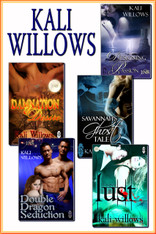 Kali Willows Box Set