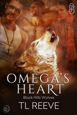 Omega's Heart (Black Hills Wolves #21)