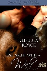 One Night With a Wolf (1Night Stand)