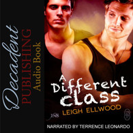 A Different Class Audio Book