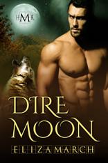 Dire Moon (Hot Moon Rising #9)