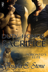 Duty Honor Sacrifice (Toronto's Elite #2)