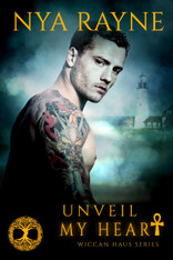 Unveil My Heart (Wiccan Haus #6)