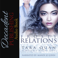 Frosty Relations Audio book