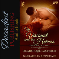 The Viscount and the Heiress Audiobook