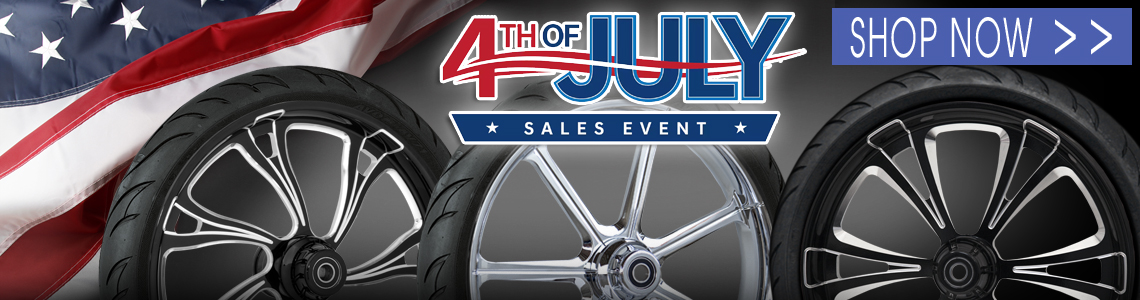 RC Components 4th of July Sales Event