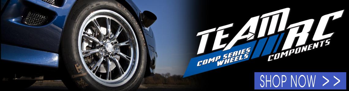 RC Components Comp Series Drag Race Wheels