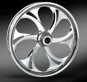 RC Components Recoil Chrome wheel.