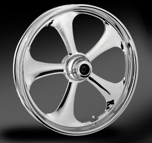 RC Components Nitro Chrome wheel.