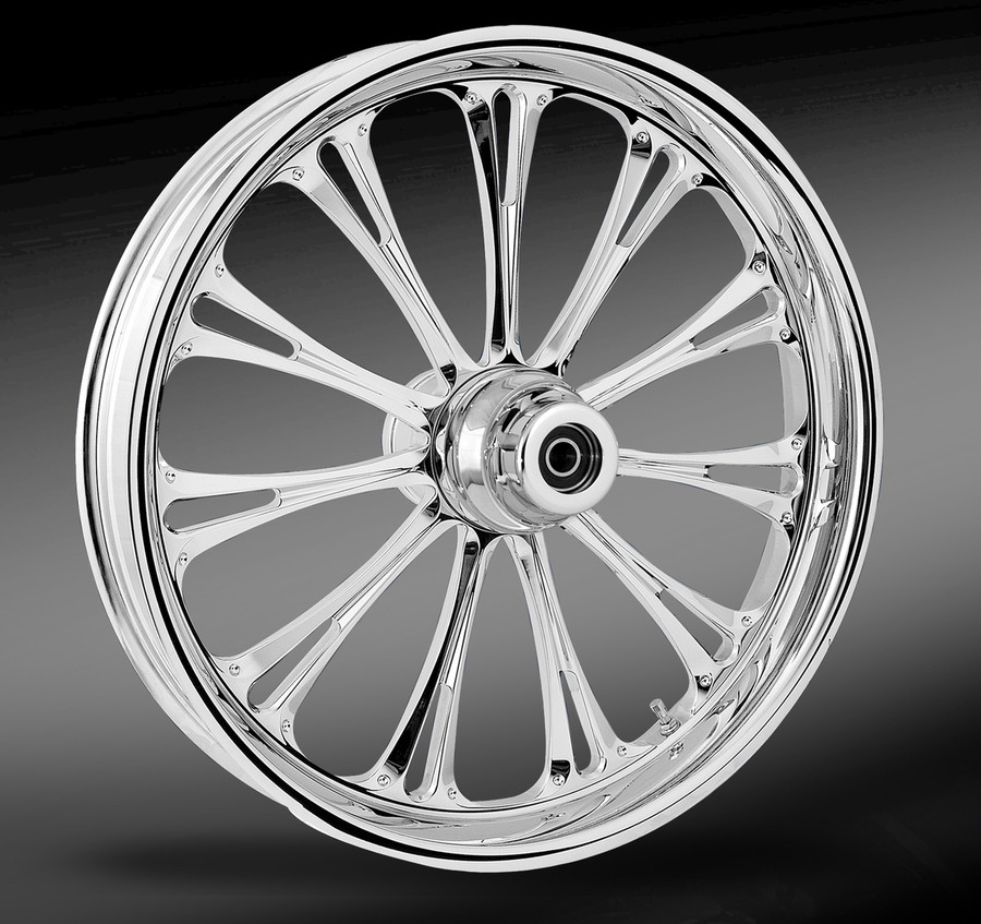 Imperial Chrome Trike Wheel Rc Components