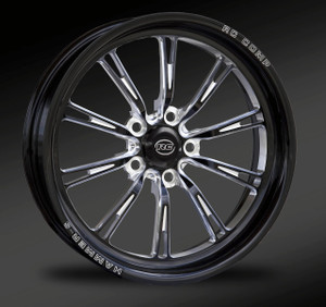 Hammer-S, Eclipse cut front race wheel.