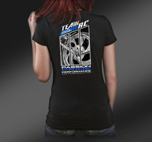 RC Motorcycle T-shirt (Womens)