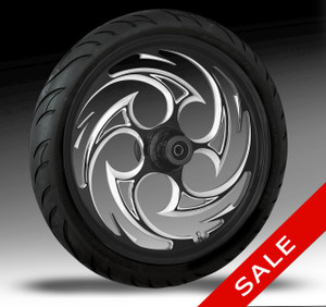 26x3.75 Savage Eclipse Wheel w/ Shinko