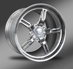 Fusion (polished) Street Fighter Wheel