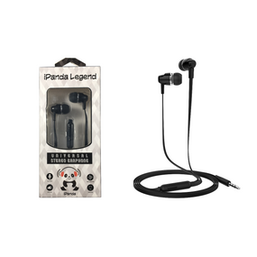 iPanda Legends With Inline Mic