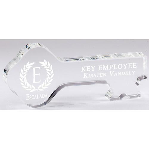 Key Employee Crystal Award