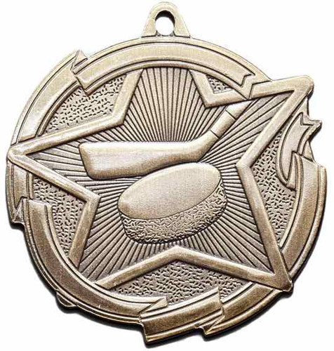 Hockey Star Medal