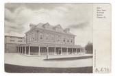 Chester, Pennsylvania Postcard:  New Penn Railroad Station