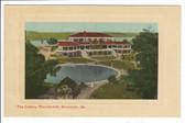 Savannah, Georgia Postcard: The Casino, Thunderbolt