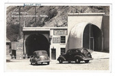Copperfield, Utah Real Photo Postcard:  Bingham-Copperfield Tunnel