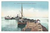 Eureka, California Postcard:  Shipping on Humboldt Bay