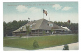 Salem, New Hampshire Postcard:  Bowling Alley at Canobie Lake