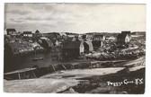 Peggy's Cove, Nova Scotia, Canada Real Photo Postcard:  View of Harbor