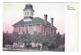 Wadena, Minnesota Postcard:  Court House