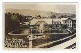 Bellefonte, Pennsylvania Real Photo Postcard:  Big Spring