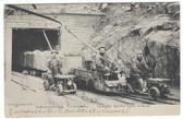 Idaho Springs, Colorado Postcard:  Newhouse Mining Tunnel