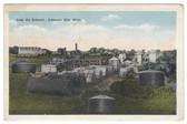 Arkansas City, Kansas Postcard:  Lesh Oil Refinery