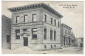 Sussex, New Brunswick, Canada Postcard:  Bank of Nova Scotia